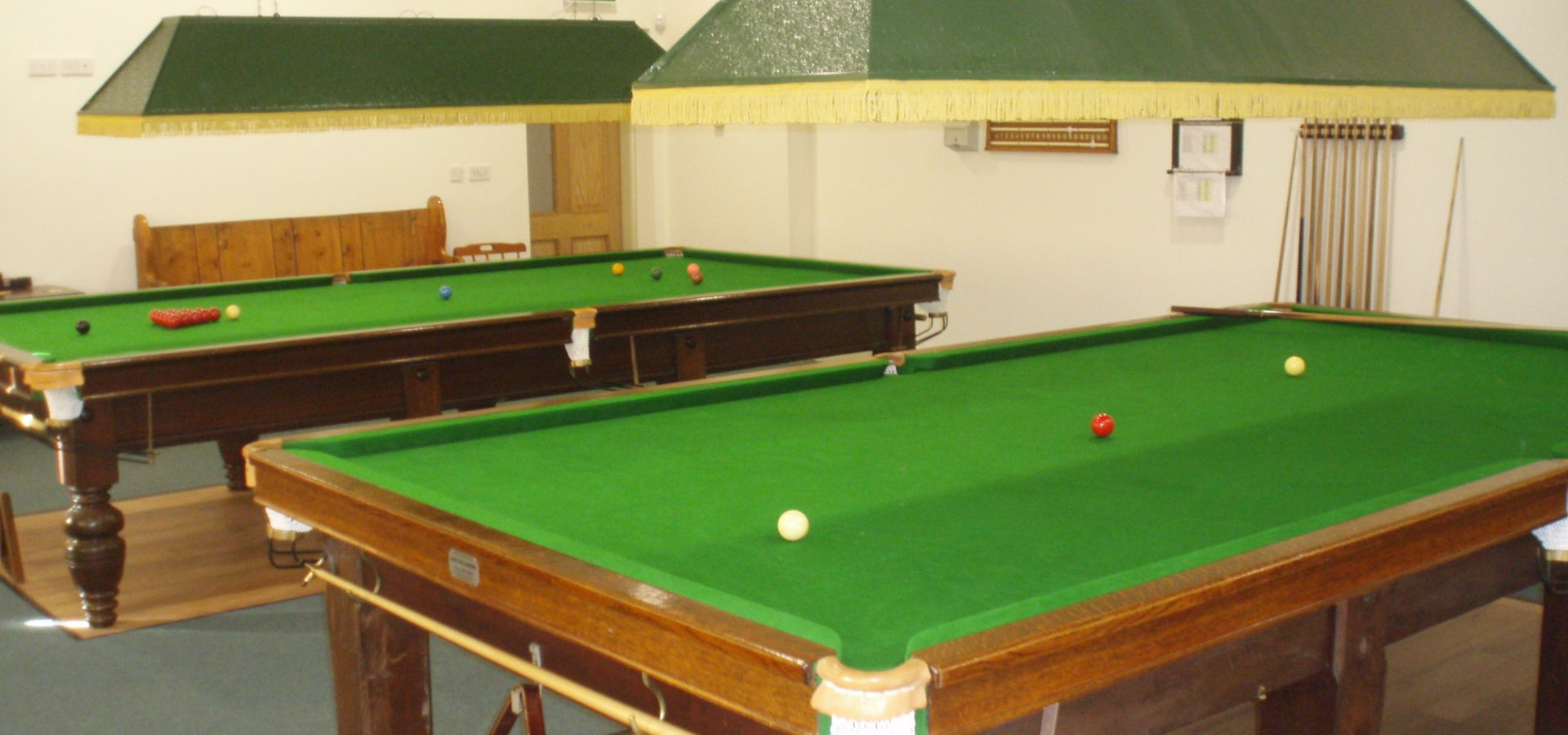 Blymhill and Weston Under Lizard Village Hall Facilities