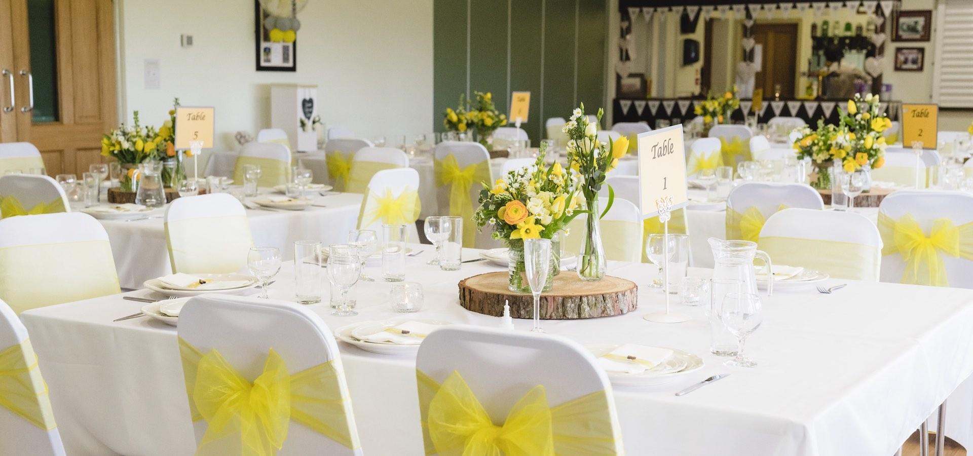 Blymhill and Weston Under Lizard Village Hall Wedding Venue 4