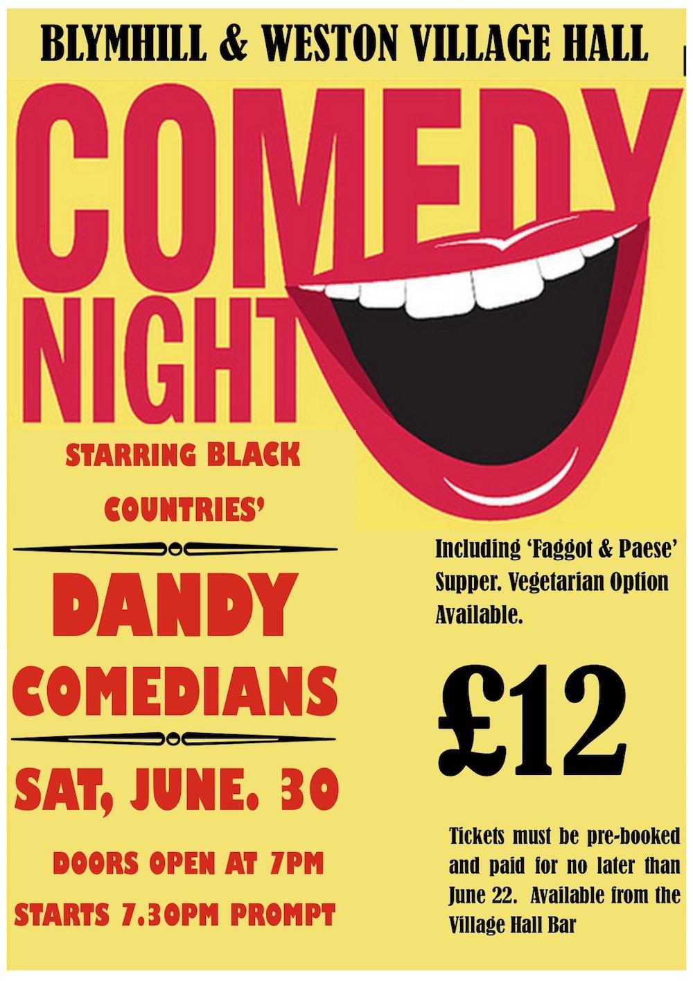 Dandy Comedians