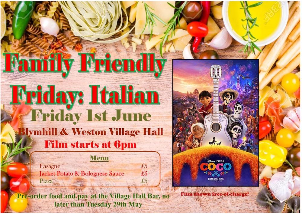 Family Friendly Friday 3